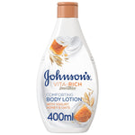 Johnsons Vita Rich Yoghurt Honey and Oat Lotion 400ml Pack of 6