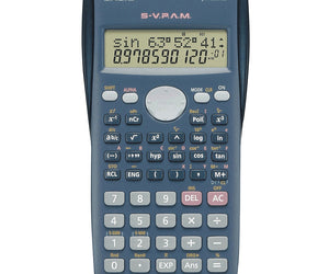 Casio FX-82 MS Scientific Calculator - FYIonline