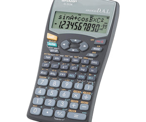 Sharp EL531 WH-BBK Scientific Calculator - FYIonline