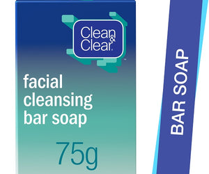 Clean and Clear Cleansing Bar 75g