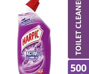 Harpic Active Cleaning Gel Lavender 500ml