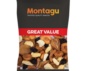 Montagu Mixed Dried Fruit SubStandard Grade 500g