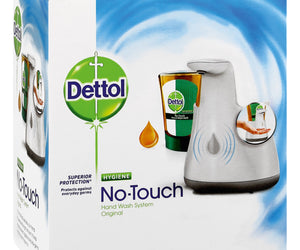 Dettol No Touch Handwash Complete Original 250ml