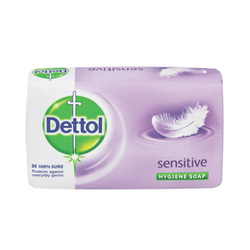 Dettol Soap Proskin Sensitive 150g Shrink of 12
