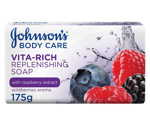 Vita Rich Replenishing Berries Soap 175g Pack of 12