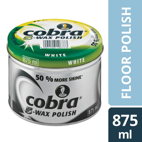 Cobra Paste White 875ml