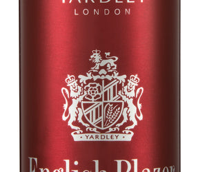 Yardley English Blazer Deodorant Body Spray Red 250ML