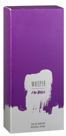Coty Whisper Im Bold 50ml Eau De Parfum Spray - FYIonline