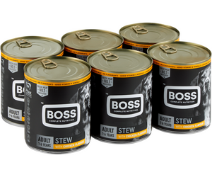 Boss Adult Chicken 775g Pack of 6