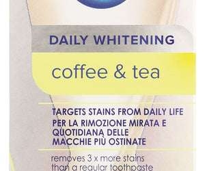 Pearl Drops Coffee and Tea 4D Toothpolish 50ml