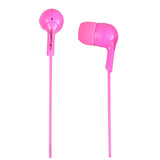 Amplify Jazz Series Earphones - Pink - FYIonline