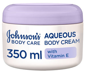 Johnsons Aqueous Cream 350ml Pack of 24