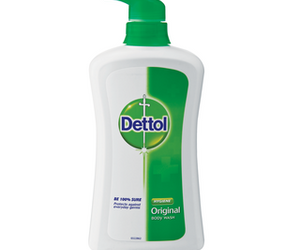 Dettol Body Wash Original 600ml Case of 12