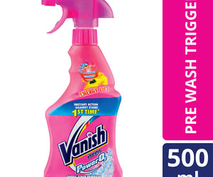 Vanish Power O2 PreWash Trigger 500ml