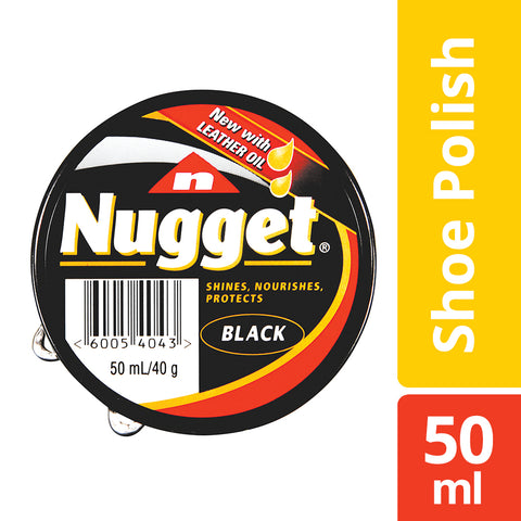 Nugget Black 50ml Case of 12
