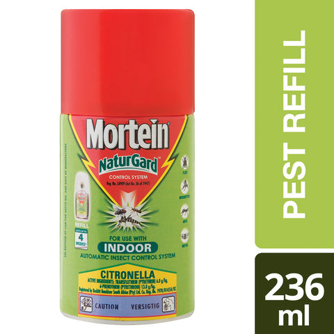Mortein Natrguard Refill Indoor Citronella 236ml