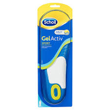 Scholl Gel Active Insoles Sport Women