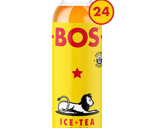 BOS Ice Tea Lemon 500ml case of 24