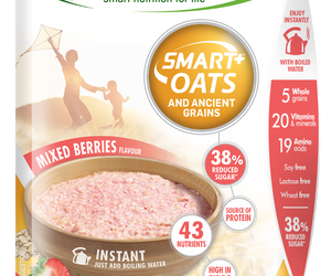 Futurelife Smart Oats and Ancient Grains Mixed Berries 500g Case of 12