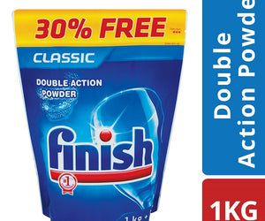 Finish Dishwashing Powder 1.3kg