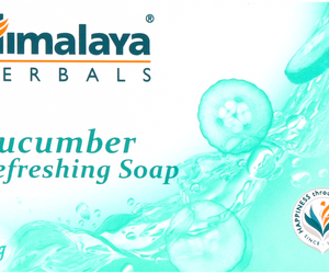 Himalaya Refreshing Cucumber Soap 125mg