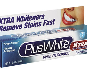 Plus White Xtra Whitening Toothpaste Clean Mint 60g