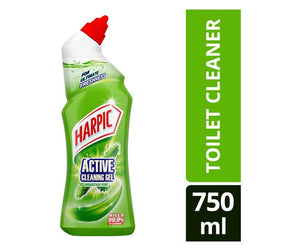 Harpic Active Cleaning Gel Pine 750ml Shrink of 6