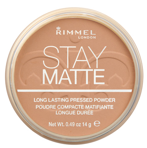 Rimmel Stay Matte Powder 030 Caramel