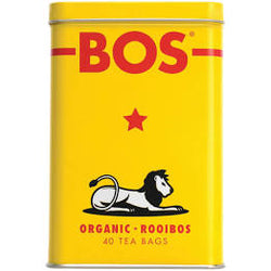 BOS Dry Rooibos Tea 100g Refill Carton case of 12