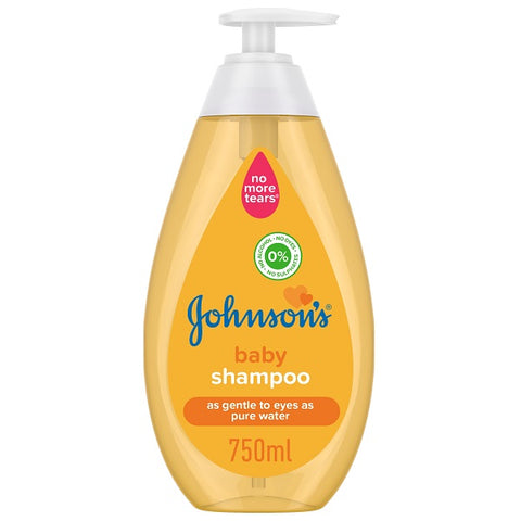 Johnsons BabyBaby Shampoo 750ml