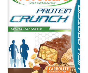 Futurelife Crunch Protein bars Peanut Chocolate Crunch Protein Bar 4 x 40g