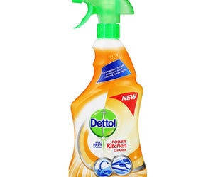 Dettol Hygiene Cleaner Kitchen Trigger Lemon Zest 500ml