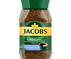 Jacobs Kronung Decaff Coffee 200g