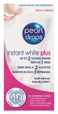 Pearl Drops Instant White Plus 4D Toothpolish 50ml