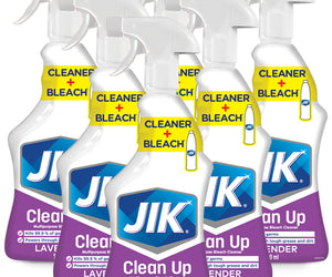 Jik Clean Up Trigger Lavender 500ml Shrink of 6