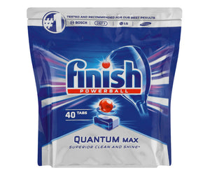 Finish Quantum Dishwasher Tablets 40s Case of 8