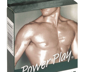 Contempo Power Play Condoms 3s