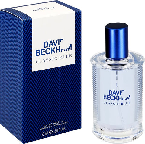 Beckham Classic Blue Eau De Toilette Spray 90ml