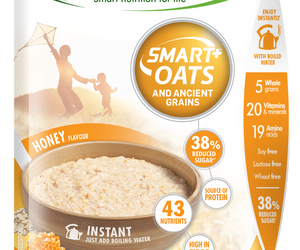 Futurelife Smart Oats and Ancient Grains Honey 500g Case of 12