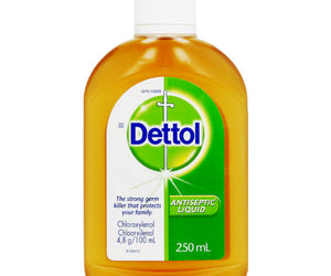Dettol Antiseptic 250ml Case of 12