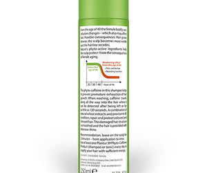 Plantur 39 Phyto Caffeine Shampoo For Coloured and Stressed Hair 250ml