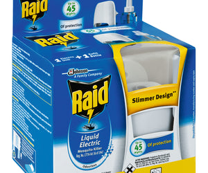 Raid Liquid Electric Primary Unit 1 x 33ml