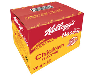 Kelloggs Chicken Noodles 70g Pack of 32