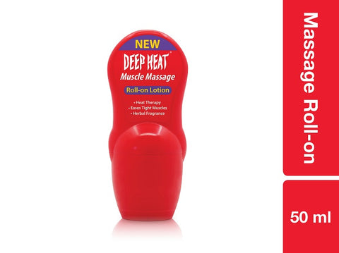 Deep Heat Massage RollOn 50ml