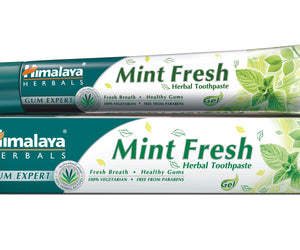 Himalaya Mint Fresh Herbal Gel Toothpaste 75ml