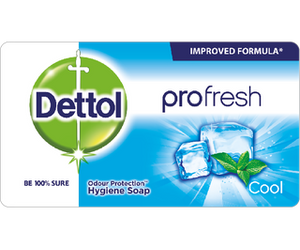 Dettol Soap Cool 90g Shrink of 12