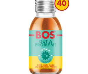 BOS Shots 50ml Probiotic case of 40