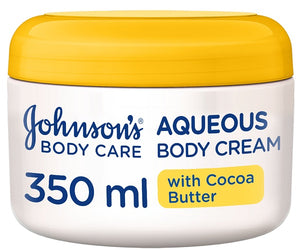 Johnsons Aqueous Cream Coco Butter 350ml