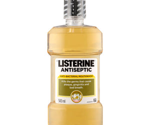Listerine Antiseptic 500ml Pack of 24