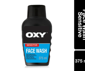 Oxy Face Wash Sensitive 375ml Pack of 24